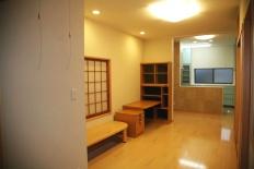 愛着のある家具もなじむ空間